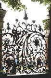 Ornate Fence in St. Petersburg