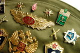 Souvenir Russian Military Hat