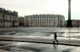 Dreary Day in St. Petersburg