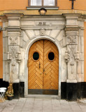 Doorways in Northern Europe