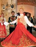 Russian Folk Musicians