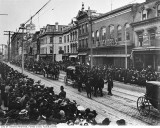 Toronto Archives Photo Funeral of Oliver Mowat.
