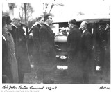 I DOUBT THAT THE EATON FUNERAL, IS AS SUGGESTED.