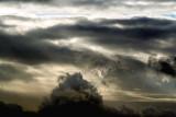 Weird Clouds - 11/22/06