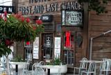 Historic Heinold's saloon