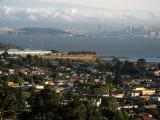 Hilltop above El Cerrito