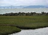 East side of San Francisco Bay Bridge