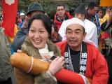 Hōnen Matsuri in Komaki 小牧の豊年祭