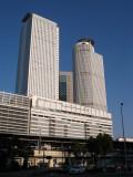 JR Nagoya Towers and Midland Square