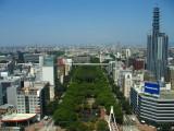 Hisaya-odōri and Central Park
