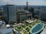 Oasis 21 complex & Aichi Arts Center