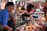China trip/traditional market