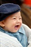Baby shot -Happy!