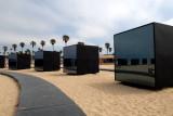 Red Bull illume at Huntington Beach. CA