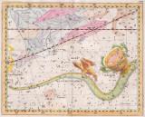 Tafel XXVII - Becher; Fortsetzung der Wasserschlange; Rabe