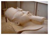 Colossus of Rameses II, Memphis