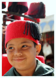 A Fez on a Smile
