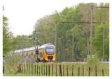 Railwaycrossing Neerveldsweg - April 2007