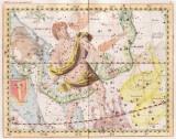 Tafel IX - Der Ophiuchus oder Schlangenträger; die Schlange