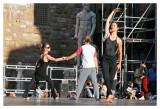 Ballet at Piazza della Signoria