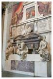 Michelangelo's grave
