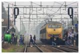 Death on arrival - Susteren Central Station