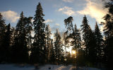 camp...sunset