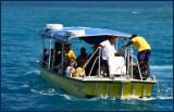 Fijian Water Taxi