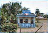 Taxi Stand in Fiji