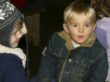 Boys teasing Aunty Carli