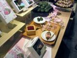 Ginza Sidewalk Store Display