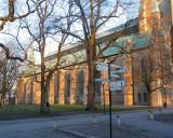 The Dom Churchyard