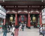 Sensoji Temple Entrance Gate