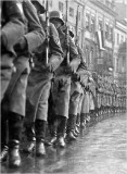 Opening of Parliament on March 21, 1933, 'Potsdam Day'—The German Army marches out, 1933