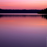 Sunrise over the Cliff Pond