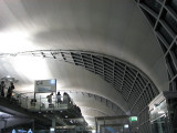 stopover at Bangkok's new Suvarnabhumi Airport