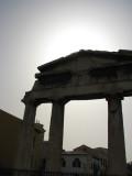 section of Hadrian's Library. Hadrian was a gay Roman emperor ;)