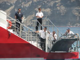 Greek sailors! A-woo!