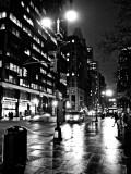 A Rainy Night In The City