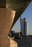 Rotterdam, Erasmusbrug/Kop van Zuid