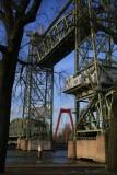 de Hef met op de achtergrond de Willemsbrug
