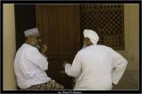 Old men Having a chat