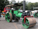 1922 Aveling & Porter Steam Roller