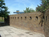 sheerness ravelin wall