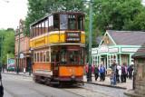 Glasgow Corporation Transport 812