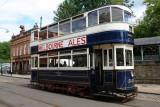 Leeds City Tramways 345