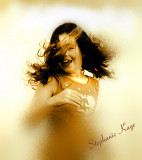 Stephanie through the years