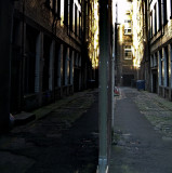 Alley, Divided