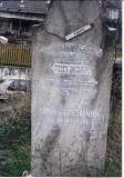 Leiba Chaje Linka GROSSMAN daughter of Moshe Yehuda