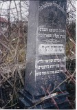 May she rests in peace Mrs. Sheindel Lea  (bmoh - bas morenu harav)/(honorific), daughter of our Abraham Schneier H'Levi of blessed memory wife of R' Tzvi Yehuda BIRNBAUM of blessed memory died at the age of 73 years on the 15 of Tammuz 5685 (07 July 1925) May her soul be bound up in the bond of everlasting life